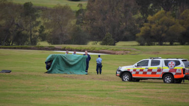 A 10-year-old boy has been killed in a quad bike accident near Nowra.