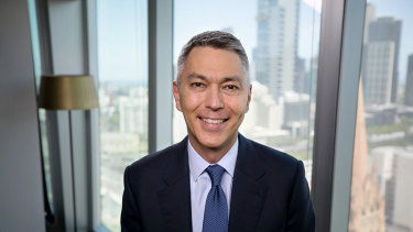 BHP Group chief executive Mike Henry has made a bold move in trying to set up the mining giant for a decarbonising world.