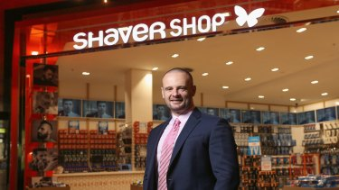 Shaver Shop chief executive Cameron Fox is predicting a return of the clean shaven man as workers head back into the office.