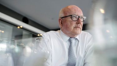 Australia's high commissioner to the United Kingdom, George Brandis, is optimistic about a free trade deal.