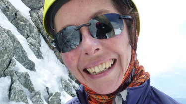 Australian mountaineer Ruth McCance is believed to be missing in India.