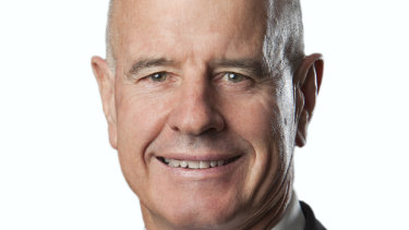 The head of the Real Estate Institute of Australia, Malcolm Gunning.