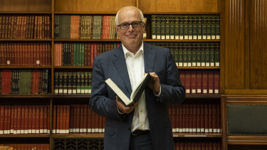 State librarian Dr John Vallance says all books taken off shelves should be quarantined.