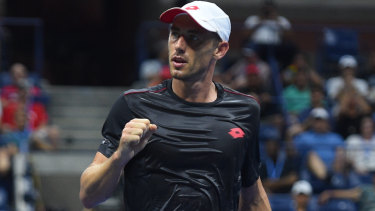 """""""I've got to be really tight with my unforced errors, take my chances and take it to him a little bit"""": John Millman"""