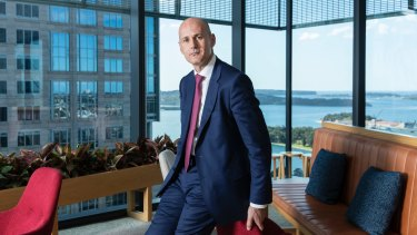 QBE CEO Pat Regan is leaving the corner office after being cornered by the board