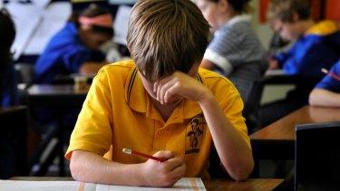Measuring students against progress rather than achievement was a bad idea.