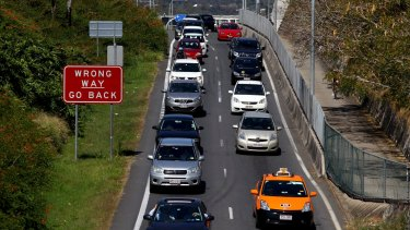 There have been predictions of massive gridlock on Thursday ahead of the Easter long weekend.