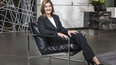 Angela Mentis is the chief executive of New Zealand Bank and a possible successor to Andrew Thorburn.