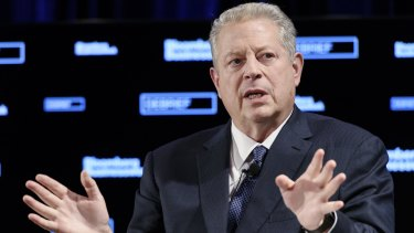 Former US vice-president Al Gore will be in Brisbane to present climate-change training sessions in June.