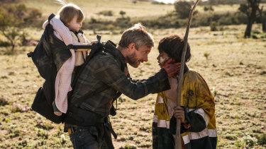 Martin Freeman stars in the Australian zombie apocalypse thriller <i>Cargo</i>.