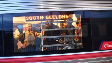 Train journeys to Geelong could become less unpleasant.