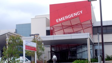 A healthcare worker in the emergency department at Hornsby Hospital has tested positive for COVID-19.