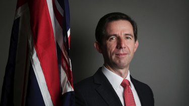 Trade Minister Simon Birmingham says Australia wants an 'ambitious' free trade deal with the United Kingdom.