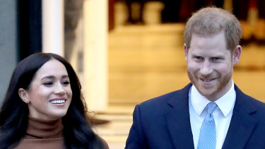 Harry and Meghan want to build a new life in Canada.