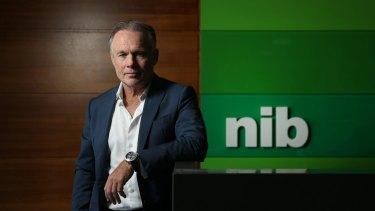 Nib managing director Mark Fitzgibbon.