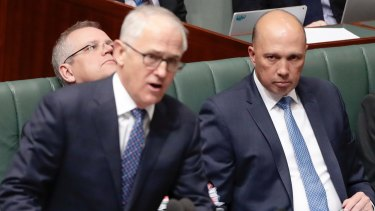 Comments by Peter Dutton have reignited internal debate about the government's electoral chances.