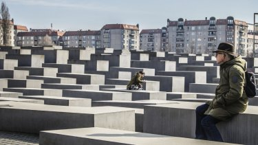 "Last year leading AfD figure Björn Höcke called Berlin's Holocaust memorial a ""memorial of disgrace""."
