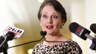 Minister for Family and Community Services, Pru Goward.