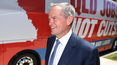 Opposition Leader Bill Shorten has already vowed to lower the donations disclosure threshold should he win the election.