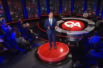 With Hamish Macdonald leaving the show, where to now for Q+A?