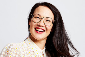 Lizzy Hoo is a rising star on the comedy circuit.