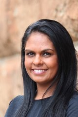 Indigenous lawyer Teela Reid.
