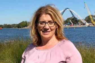 WA Transport Minister Rita Saffioti.