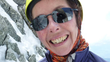 Australian mountaineer Ruth McCance is missing after attempting to summit Nanda Devi East.