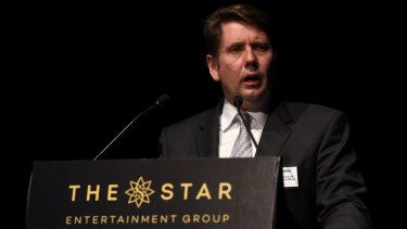 "The Star chief executive Matt Bekier has defended the use of junkets in the gambling industry, and says he is confident that Star is running a ""clean and legal"" business."