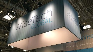 Tech stocks such as WiseTech Global were hit on Tuesday.