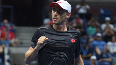 """I've got to be really tight with my unforced errors, take my chances and take it to him a little bit"": John Millman"