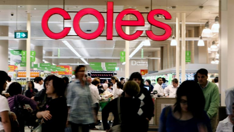 Coles and Woolworths say they are looking into their relationship with Salmat.