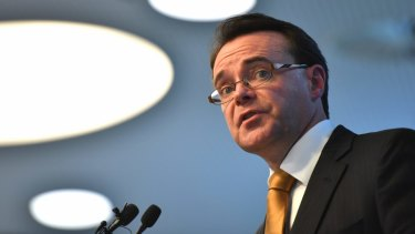 Former treasurer Michael O'Brien is the Liberals' new leader.