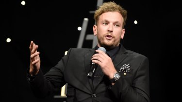 "Dylan Alcott is helping people with disabilities through the ""Remove the Barrier"" campaign."