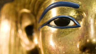 The Australian Museum's Pacific collections are moving and the King Tut exhibition is moving in.