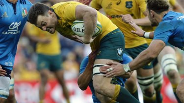 Dempsey has always been picked by Michael Cheika when his fitness has allowed it.