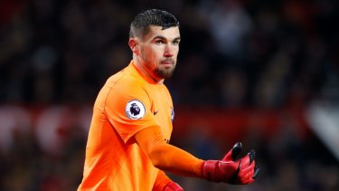 Mat Ryan will use the international break to rest and recuperate.