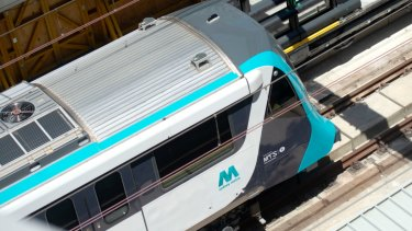 Metro services were disrupted for the second time in as many weeks.