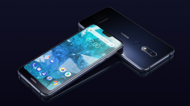 The Nokia 7.1 included Android 8.1 when it lunched last year, but it's now one of the first non-Google phones running Android 9.