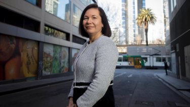 Minerals Council of Australia CEO Tania Constable.