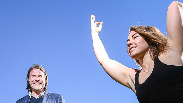 Yoga, meditation, decaf: Radek Sali buys into the wellness boom