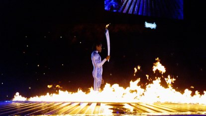 From the Archives, 2000: The spectacular opening of the Sydney Olympics