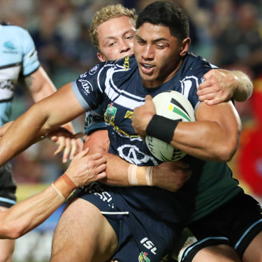 Jason Taumalolo has a 10-year, $10 million deal with the Cowboys.