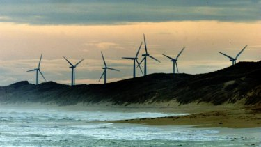 The Australian Energy Market Commission says large-scale electricity projects supported by the Renewable Energy Target will drive falling prices over the next two years. The Morrison government will not extend the target after 2020.