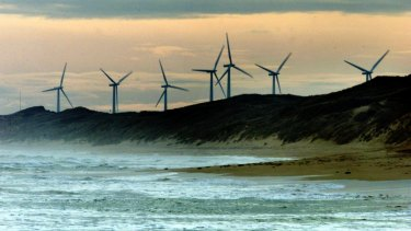 The level of wind and solar power bought by businesses has more than doubled year on year.