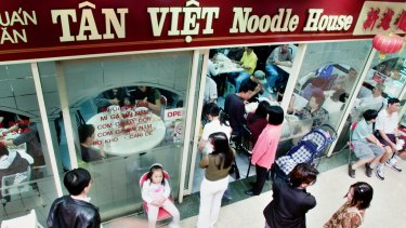 The Tan Viet Noodle House in Cabramatta has also been linked to the outbreak.
