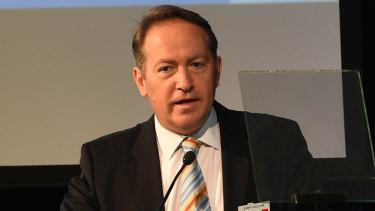 CSR chairman John GIllam.
