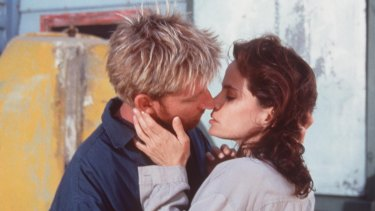 David Wenham and Sigrid Thornton in the original SeaChange.