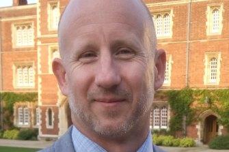 Former AFP organised crime investigator John Chevis.