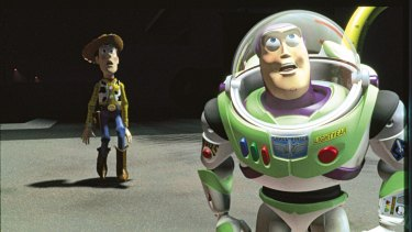 Timing is everything: Pixar floated the week after the release of Toy Story.